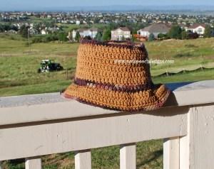Opas Men bucket hat