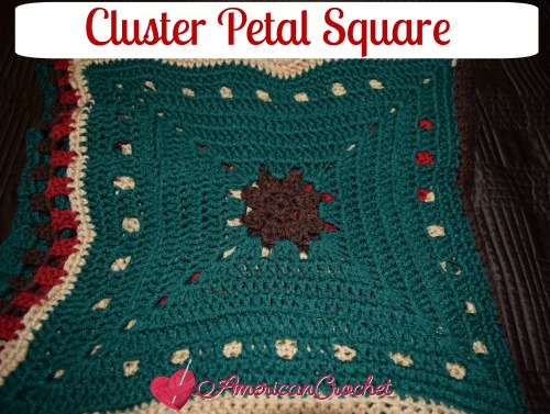 Cluster Petal Square