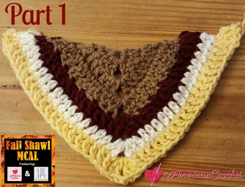 Fall Shawl MCAL 2016 ~ Part One