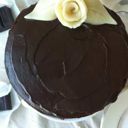 Old Fashioned Chocolate Fudge Cake American Heritage Cooking