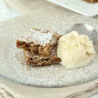 Butterscotch Brownies aka Blondies