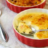 Crème Brûlée – Perfect Portion For Two!