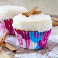Sprinkles Triple Cinnamon Cupcakes {Copycat}