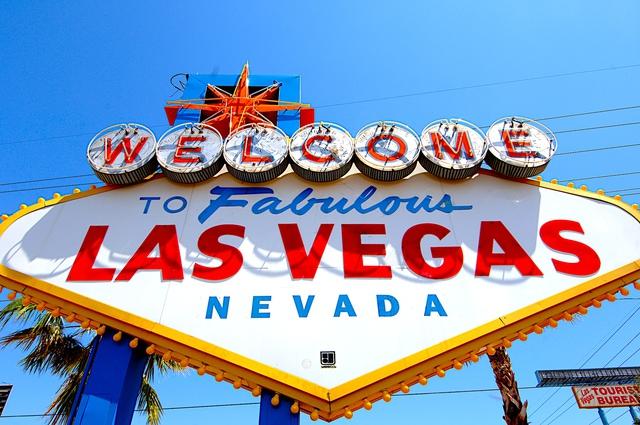 Március Las Vegasban