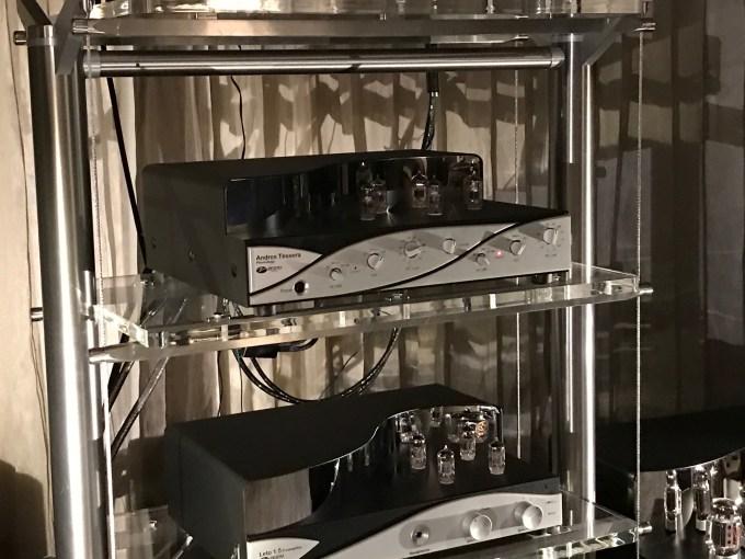 Zesto Audio Andros Tessera Phono Preamp