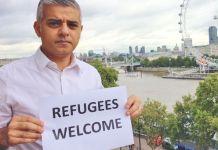 Sadiq Khan Mayor London