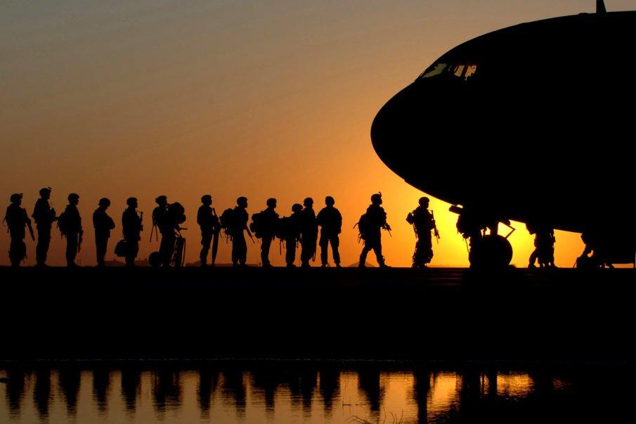 Military Readiness marine