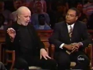 Bill Maher & George Carlin , Politically Incorrect : Politics, Government, Corruption.Part 1.