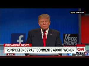 Trump Says 'I Don't Have Time For Total Political Correctness'