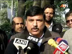 DDCA Scam: AAP Leader Sanjay Singh Says BJP Is Most Corrupt