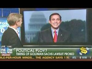 Power Politics, Partisan Politics and the SEC's Goldman Sachs Fraud Charges