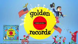 Washington Post March | American Patriotic Songs For Children | Golden Records