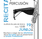 2016-06-19 CARTEL RECITAL