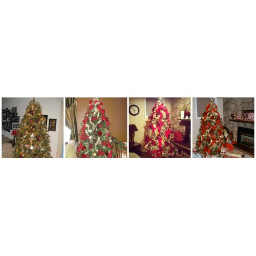 Medium Crop Of How To Decorate A Christmas Tree With Ribbon