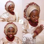 gele style make up by @tintsmakeuppro-amillionstyles