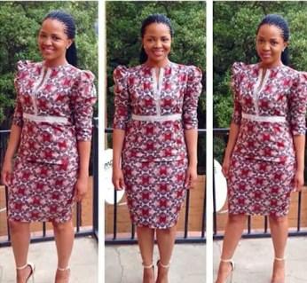 aso ebi ankara styles short gowns-amillionstyles6