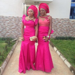7 Ultimate Asoebi In Lace 1 - AmillionStyles