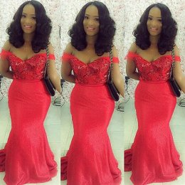 Colorful Asoebi In Lace - AmillionStyles