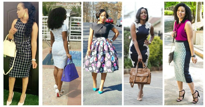 fashionable styles for work-amillionstyles