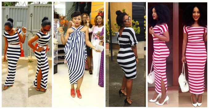 5 Amazing Stripe Dresses In A Million Styles Cover