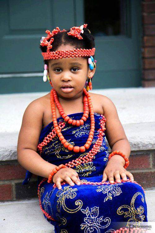 African Kids In Hot Traditional Dressing 5 - AmillionStyles