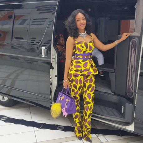 Amazing & Colorful Ankara Outfits 2015 2