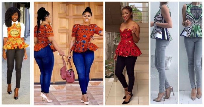 Amazing Ways To Wear Ankara Top Dresses & Look Fab Cover