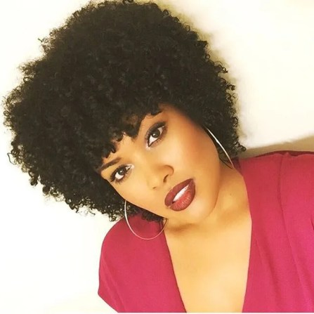 Kinky Curly Hairstyles @Candicoatedcurls - AmillionStyles