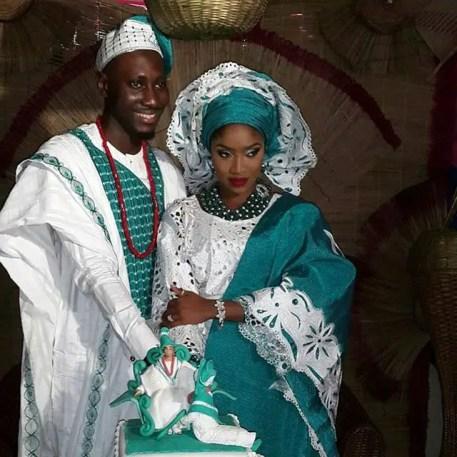 Nigerian Traditional Wedding @Leticias_Koitchen & @Uberstigg - AmillionStyles