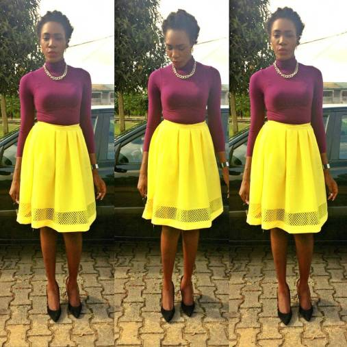 10 Amazing Church Outfits You Missed. @slimspice16