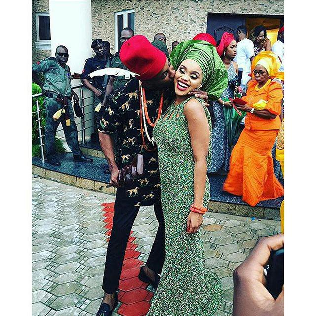 stunning looks at ebuka obi uchendo tad wedding amillionstyles
