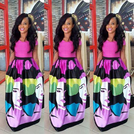 Classy And Stunning Outfit For Church amillionstyles.com @iamnini1