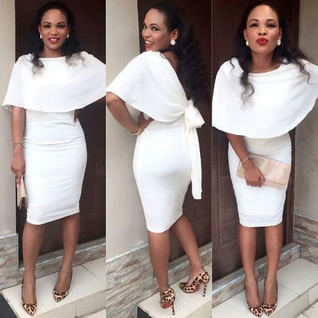 Classy And Stunning Outfit For Church amillionstyles.com @tee4tayo