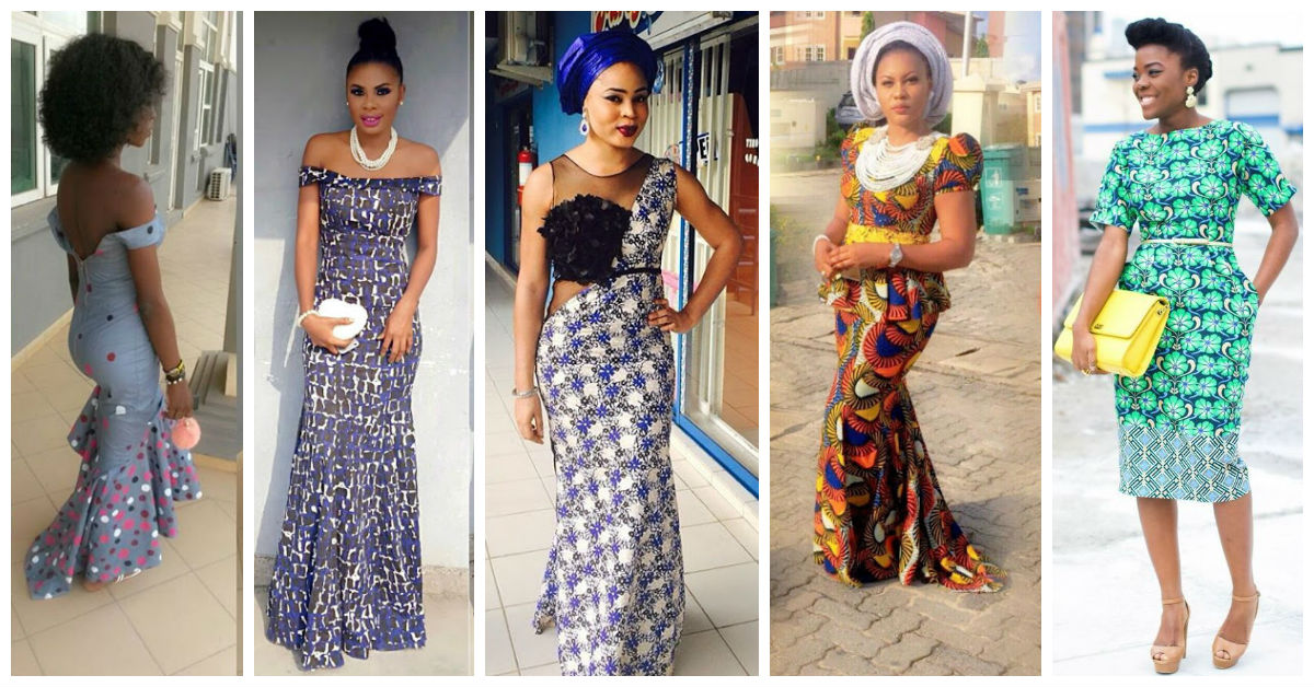 7 Trending Nigerian Ankara Styles - You'll Love.