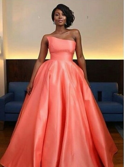 10 Jaw Dropping Celebrity Gown Styles @officialosas