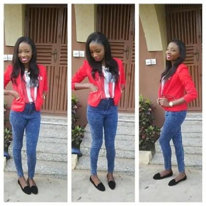 glamorous-casual @mz_oludee