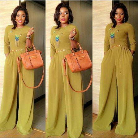 Jumpsuit Styles We Find Fascinating amillionstyles.com @ogbecharity
