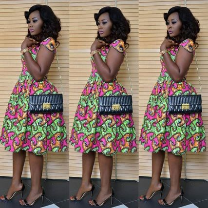 Dazzling Fashion For Church amillionstyles.com @jumokeraji