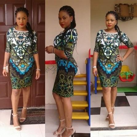 Dazzling Fashion For Church amillionstyles.com @missidorenyin