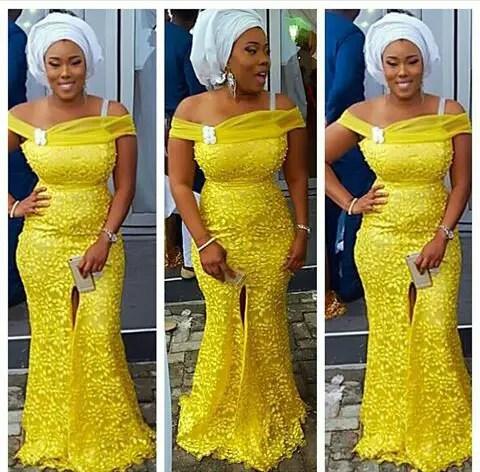 11 Glamorous Asoebi Styles on amillionstyles.com @oritsemeyiwa