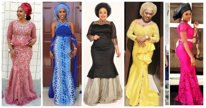 stunning asoebi styles for church amillionstyles