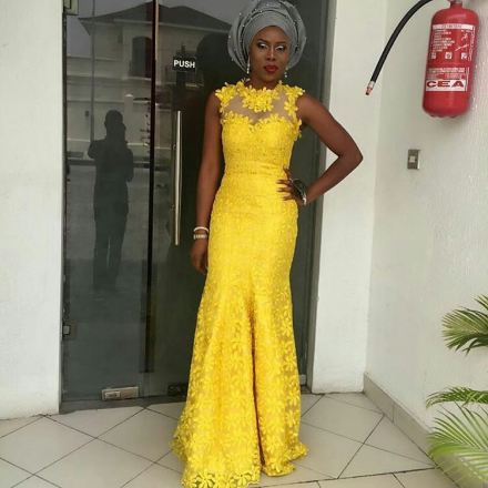 stunning natives for church amillionstyles @dollycoutureng-