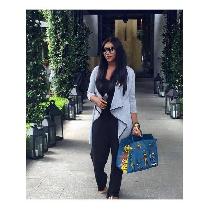 Top 10 Female Celebrity Fashion Slayers @genevievennaji