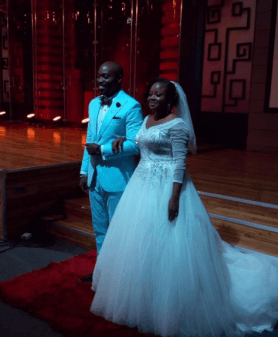 Glamour Wedding Pictures Of Seun Akindele amillionstyles @seunakindele