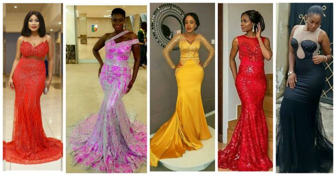 Stunning Dinner Gown You Should Try On - Amillionstyles