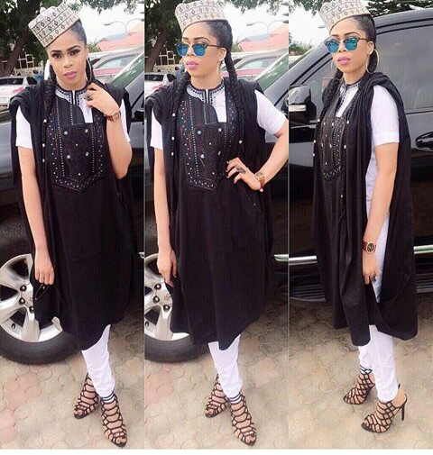 Gorgeous Agbada Styles For Ladies And Gent