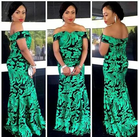 Fashionistas Rocking Latest Aso Ebi Styles @rsoboojie