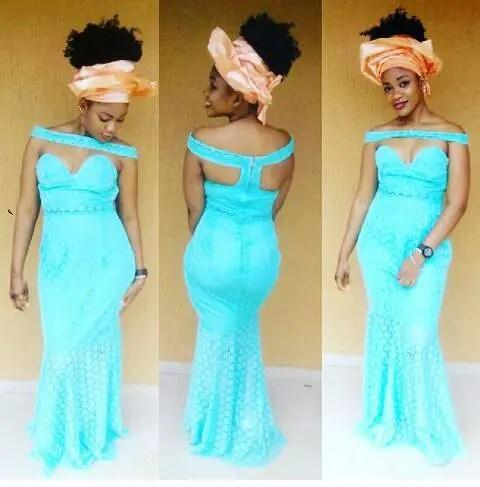 Fashionistas Rocking Latest Aso Ebi Styles @thelimama