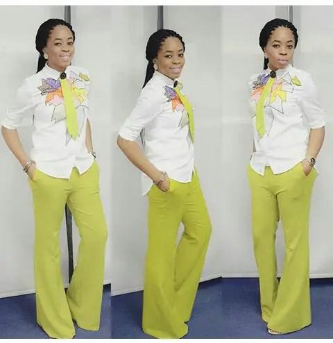 Fashionistas Office Lookbook 9 amillionstyles @l.u.ch
