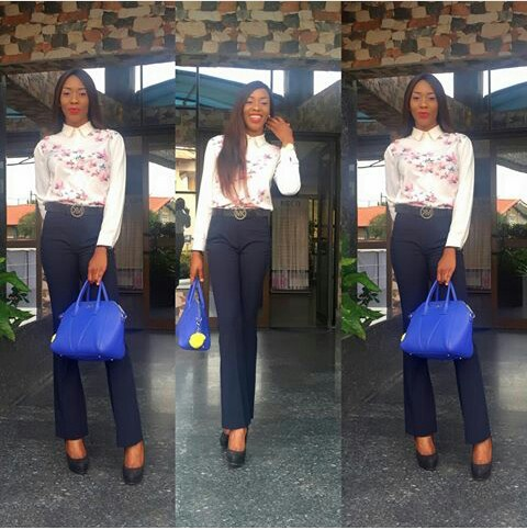 Fashionistas Office Lookbook 9 amillionstyles @nwanlecha1